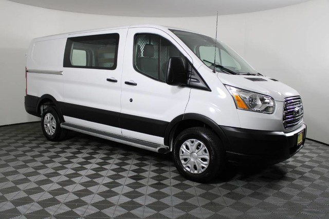 2019 Ford Transit 250 Low Roof RWD, Empty Cargo Van #RR8674 - photo 4