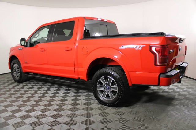 2016 Ford F-150 SuperCrew Cab 4x4, Pickup #RTC1396 - photo 2