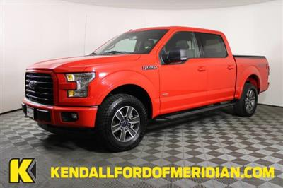 2016 Ford F-150 SuperCrew Cab 4x4, Pickup #RTC1396 - photo 1
