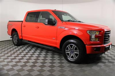 2016 Ford F-150 SuperCrew Cab 4x4, Pickup #RTC1396 - photo 3