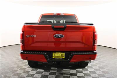 2016 Ford F-150 SuperCrew Cab 4x4, Pickup #RTC1396 - photo 7