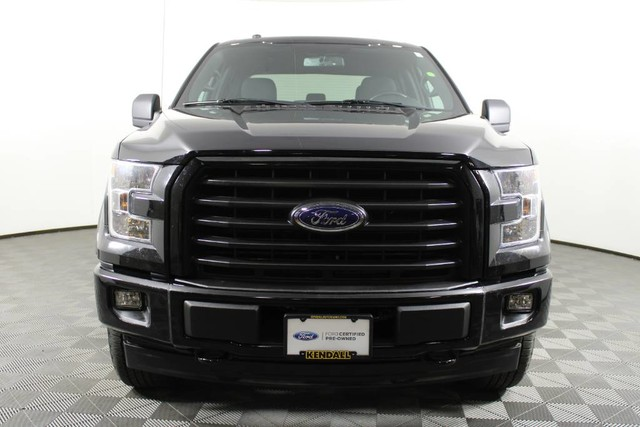 2017 Ford F-150 SuperCrew Cab 4x4, Pickup #RTC1428 - photo 3