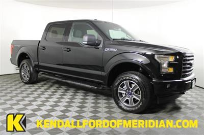 2017 Ford F-150 SuperCrew Cab 4x4, Pickup #RTC1428 - photo 1