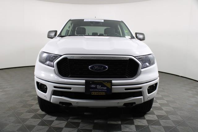 2019 Ford Ranger SuperCrew Cab 4x4, Pickup #RU8842 - photo 3