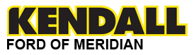Kendall Ford Meridian logo