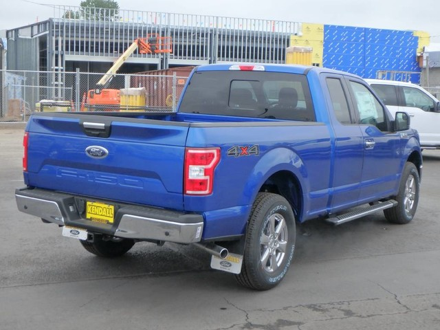 2018 F-150 Super Cab 4x4,  Pickup #F34492 - photo 2