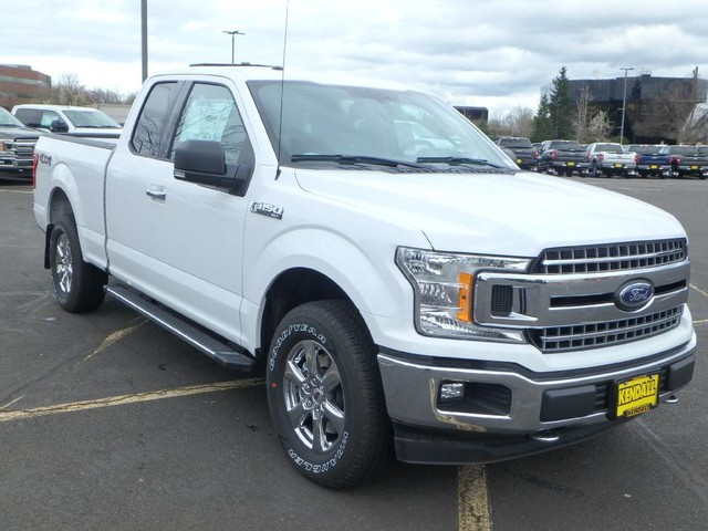 2018 F-150 Super Cab 4x4,  Pickup #F34495 - photo 4