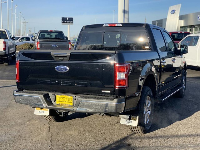 2018 F-150 SuperCrew Cab 4x4,  Pickup #F35373 - photo 1