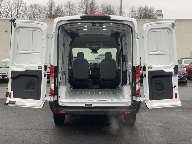 2019 Transit 250 Med Roof 4x2,  Empty Cargo Van #F35529 - photo 16