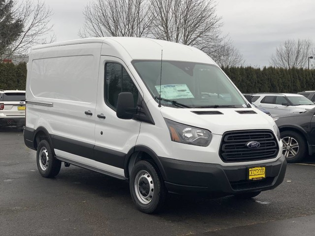 2019 Transit 250 Med Roof 4x2,  Empty Cargo Van #F35529 - photo 4