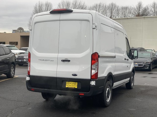 2019 Transit 250 Med Roof 4x2,  Empty Cargo Van #F35529 - photo 6