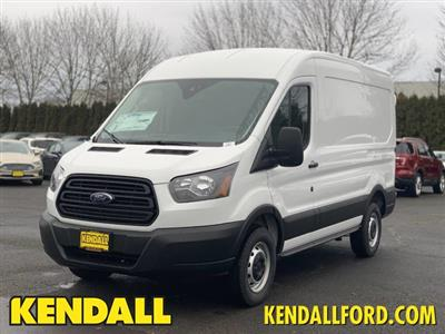 2019 Transit 250 Med Roof 4x2,  Empty Cargo Van #F35529 - photo 1