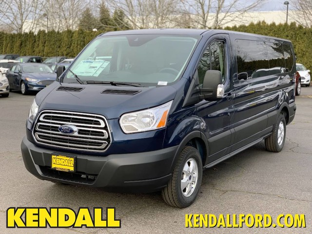 2019 Transit 350 Low Roof 4x2,  Passenger Wagon #F35566 - photo 1