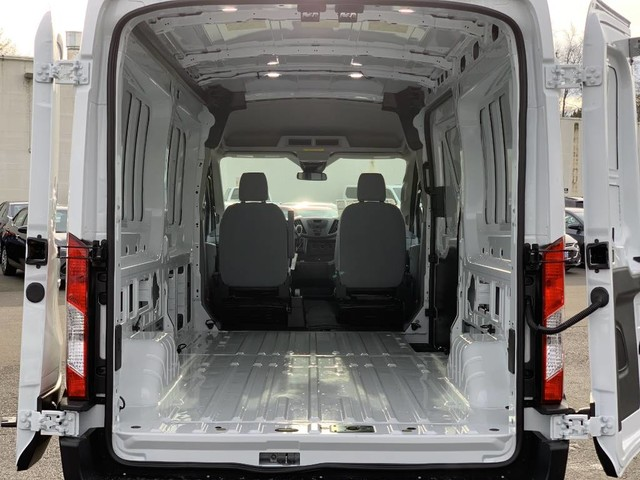 2019 Transit 250 Med Roof 4x2,  Empty Cargo Van #F35567 - photo 1