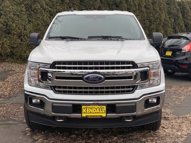 2019 F-150 SuperCrew Cab 4x4,  Pickup #F35579 - photo 4