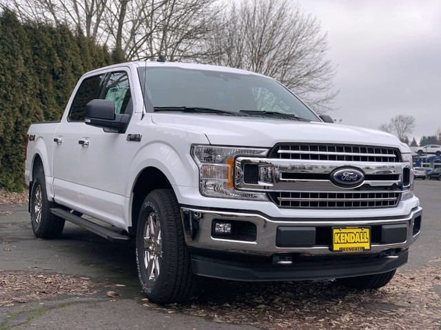 2019 F-150 SuperCrew Cab 4x4,  Pickup #F35579 - photo 5