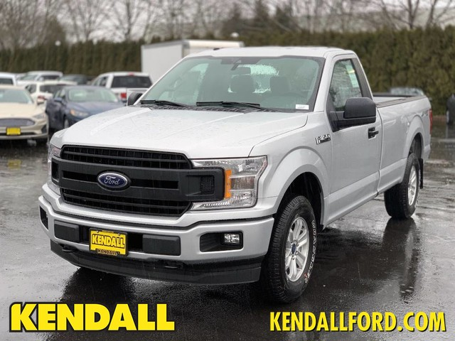 2019 F-150 Regular Cab 4x4,  Pickup #F35628 - photo 1