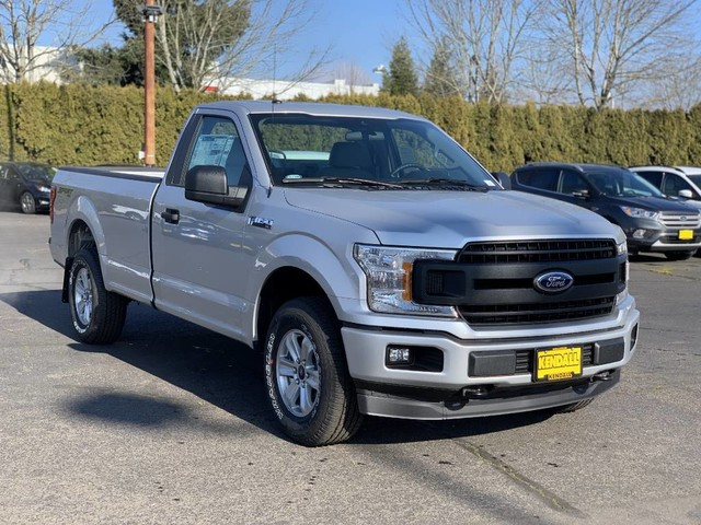 2019 F-150 Regular Cab 4x4,  Pickup #F35681 - photo 4