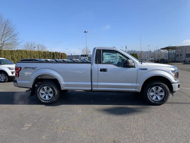 2019 F-150 Regular Cab 4x4,  Pickup #F35681 - photo 5