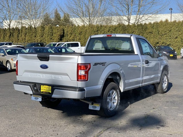 2019 F-150 Regular Cab 4x4,  Pickup #F35681 - photo 2