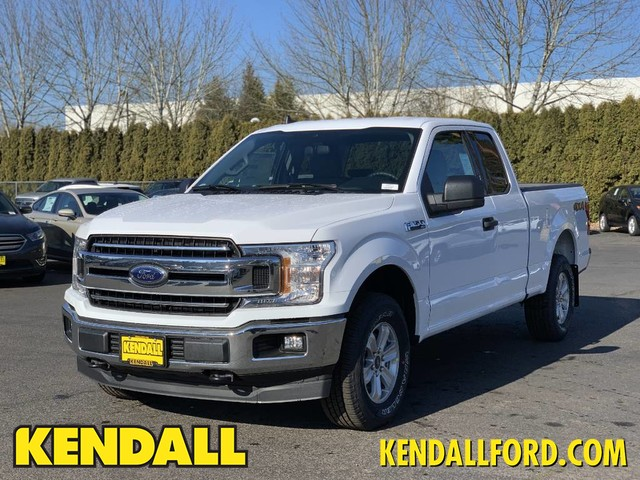 2019 F-150 Super Cab 4x4,  Pickup #F35682 - photo 1