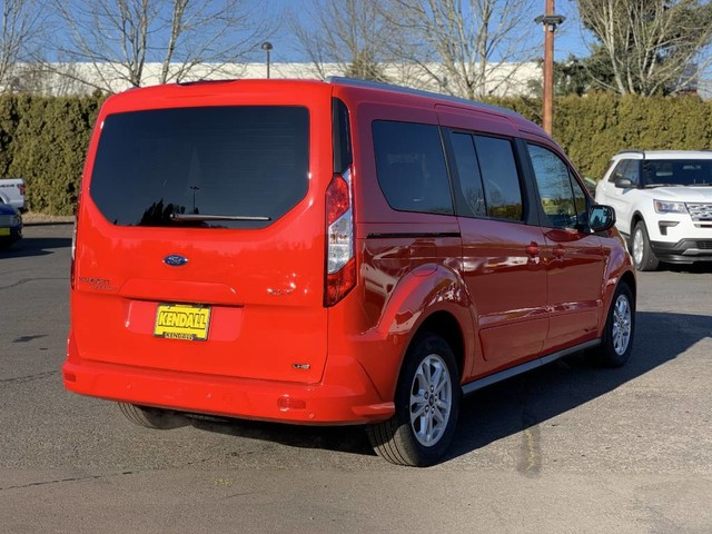 2019 Transit Connect 4x2,  Passenger Wagon #F35704 - photo 1