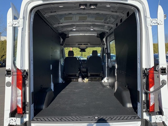 2019 Transit 250 Med Roof 4x2,  Empty Cargo Van #F35711 - photo 1