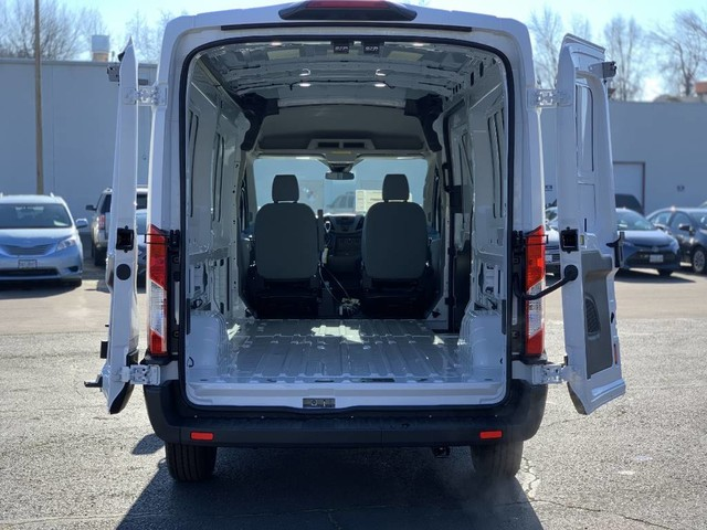 2019 Transit 250 Med Roof 4x2,  Empty Cargo Van #F35712 - photo 1