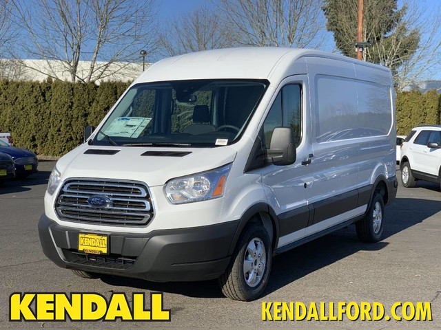 2019 Transit 250 Med Roof 4x2,  Empty Cargo Van #F35731 - photo 1