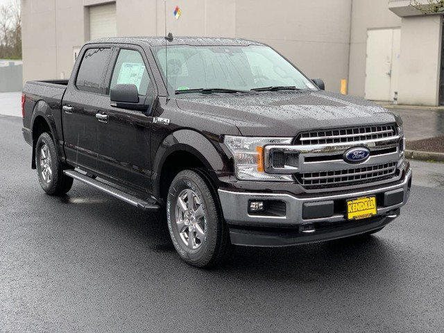 2019 F-150 SuperCrew Cab 4x4,  Pickup #F35775 - photo 4