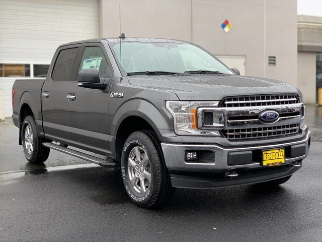 2019 F-150 SuperCrew Cab 4x4,  Pickup #F35776 - photo 4