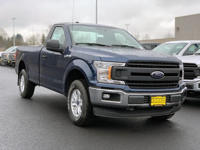 2019 F-150 Regular Cab 4x4,  Pickup #F35810 - photo 3