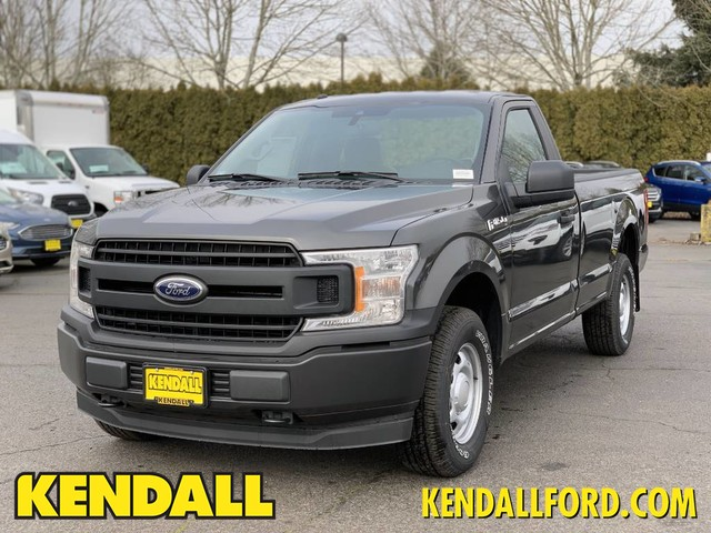 2019 F-150 Regular Cab 4x4,  Pickup #F35813 - photo 1