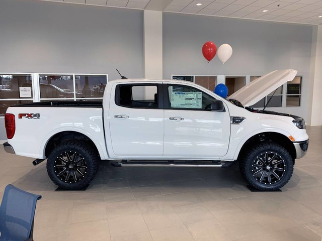 2019 Ranger SuperCrew Cab 4x4,  Pickup #F35840 - photo 4