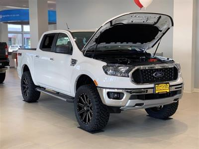 2019 Ranger SuperCrew Cab 4x4,  Pickup #F35840 - photo 3