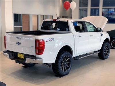 2019 Ranger SuperCrew Cab 4x4, Pickup #F35840 - photo 2