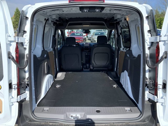 2019 Transit Connect 4x2,  Empty Cargo Van #F35878 - photo 1