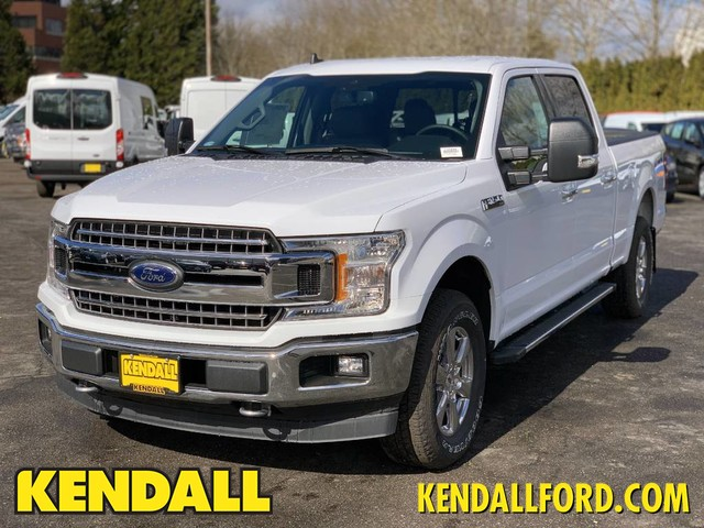2019 F-150 SuperCrew Cab 4x4,  Pickup #F35886 - photo 1