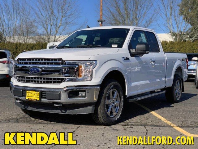 2019 F-150 Super Cab 4x4,  Pickup #F35887 - photo 1