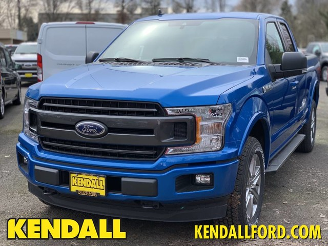 2019 F-150 Super Cab 4x4,  Pickup #F35986 - photo 1