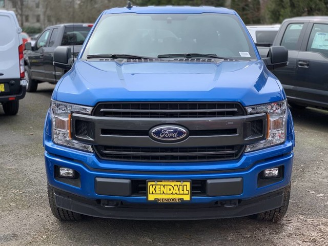 2019 F-150 Super Cab 4x4,  Pickup #F35986 - photo 3