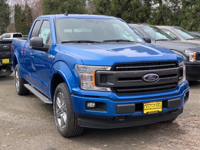 2019 F-150 Super Cab 4x4,  Pickup #F35986 - photo 4