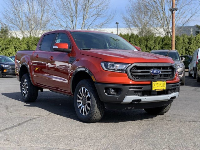 2019 Ranger SuperCrew Cab 4x4,  Pickup #F35991 - photo 5
