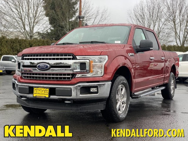 2019 F-150 SuperCrew Cab 4x4,  Pickup #F36014 - photo 1