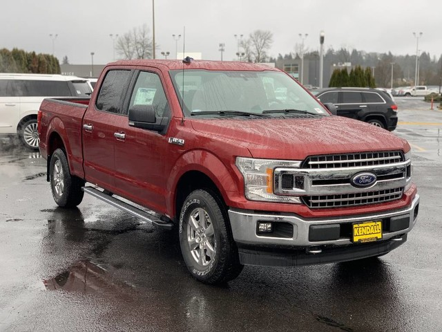 2019 F-150 SuperCrew Cab 4x4,  Pickup #F36014 - photo 4