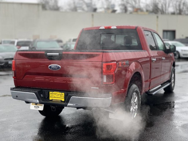 2019 F-150 SuperCrew Cab 4x4,  Pickup #F36014 - photo 2