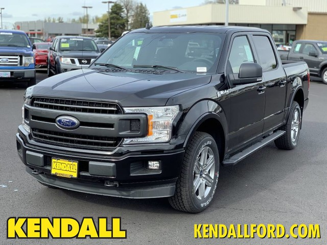 2019 F-150 SuperCrew Cab 4x4,  Pickup #F36022 - photo 1