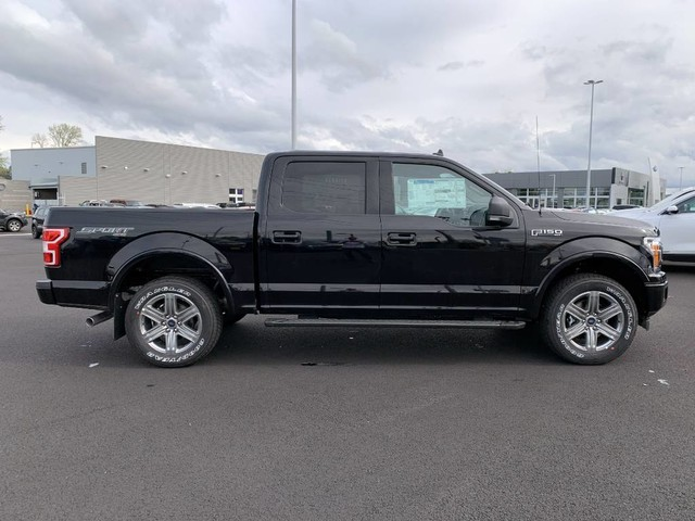 2019 F-150 SuperCrew Cab 4x4,  Pickup #F36022 - photo 4