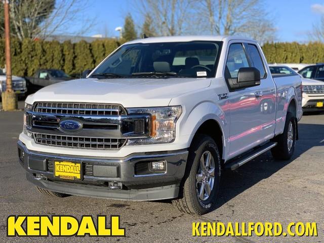 2019 F-150 Super Cab 4x4,  Pickup #F36028 - photo 1