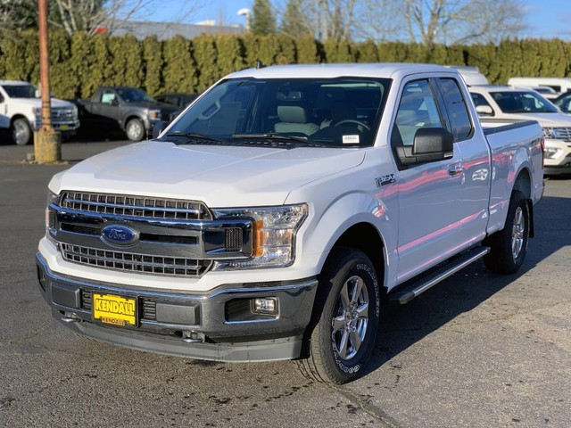 2019 F-150 Super Cab 4x4,  Pickup #F36028 - photo 3